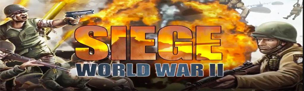 SIEGE World War II Hack
