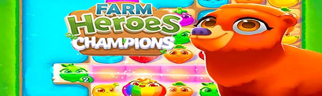 Farm Heroes Champions