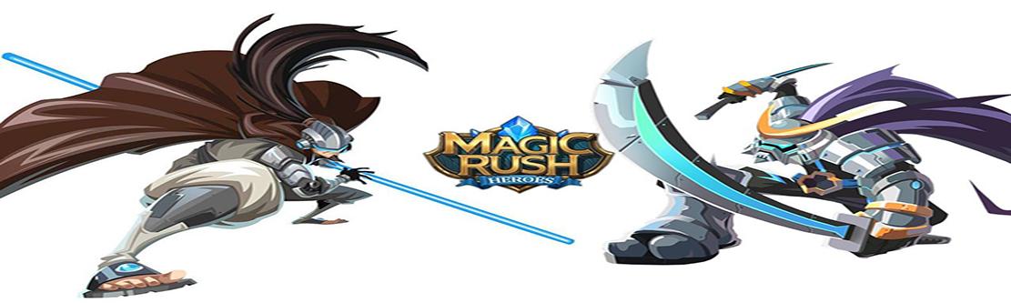 Magic Rush Heroes Hack